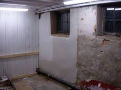 Covering Concrete Walls In Basement by Solution For Crumbling Parging On 85yo Basement Walls Quikwall
