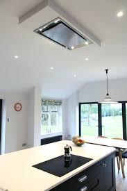 kitchen island extractor fan ceiling mounted island extractor hoods theteenline org