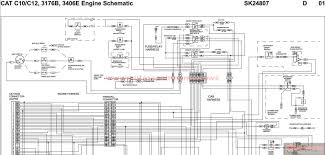 cat c12 engine diagram pdf cat wiring diagrams instruction