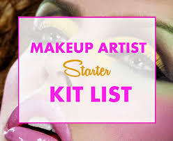 cheap makeup kits for makeup artists becoming a makeup artist makeup artist starter kit list