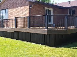 railing photos fence u0026 deck supply