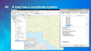 Map Coordinate Systems Deconstructing Spatial Reference What Every Gis User Needs To