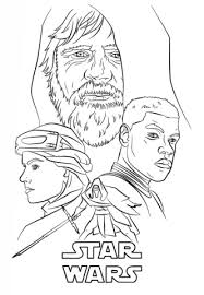 force awakens coloring pages free coloring pages