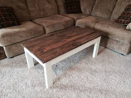 top 10 the most fabulous white distressed coffee table coffe