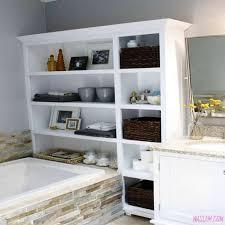 Narrow Cabinet Bathroom by Bathroom Storage 4 Most Creative Bathroom Storage Ideas Black