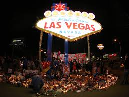 in las vegas as before spontaneous shrines bring healing after