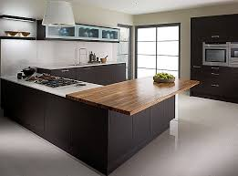 island kitchen design u shaped kitchen with island design from home design and