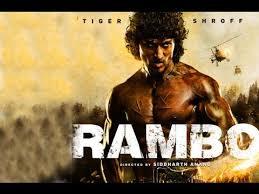 film rambo adalah tiger shroff as rambo sylvester stallone film remake in bollywood