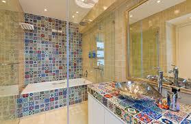 mexican tile bathroom designs mexican tile bathroom designs special mexican tile designs inside