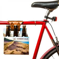six pack holder for your bicycle by walnut studio u2014 knstrct