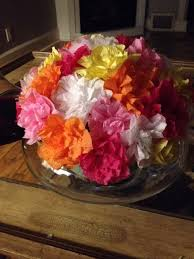 paper flower centerpieces weddingbee