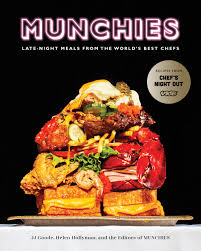 there u0027s a munchies cookbook coming this fall