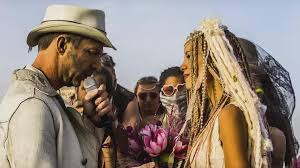 the eight most surreal moments in burning man u0027s history thump