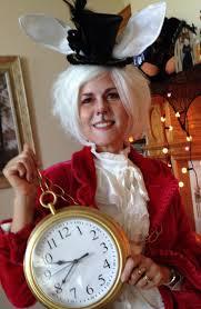 Halloween Costumes Alice Wonderland Halloween Costume White Rabbit Alice