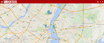 Montreal Underground City Map Maps Archives Go Montreal Tourism Guide