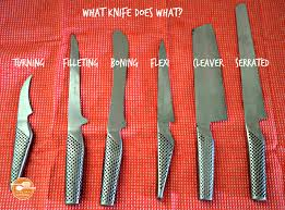 Used Kitchen Knives The Knives Are Out How To Choose A Kitchen Knife That Works For