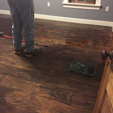 you might think a wood floor remodel is expensive but this