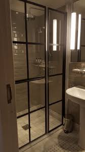 Frame Shower Door This Stylish Shower Enclosure Looks Fantastic In A Monochrome