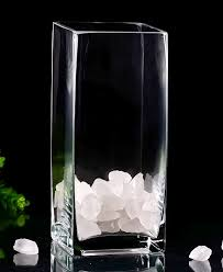 Cheap Clear Vases For Centerpieces by Cheap Clear Glass Vases Bulk