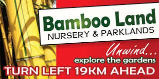 bamboo land nursery and parklands queensland billboard advertising jam outdoor bundaberg