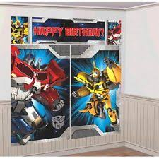 transformer party favors transformers party supplies ebay