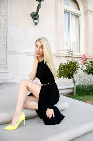 maxi mum sophistication black maxi dress with split