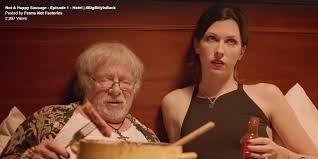 Seeking Episode 9 Song Margo Stilley Shocks In New Alongside Bill Oddie Daily Mail