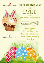 easter entertainment 2017 eyre square centre