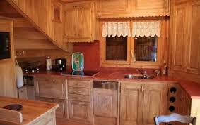 cuisine style chalet décoration cuisine style chalet montagne 82 mulhouse 06240528