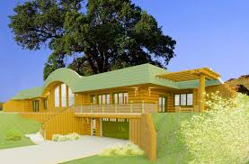 Earth Homes Plans Earth Home Plans Earthsheltered Berm Home Earth Homes Sheltered Home