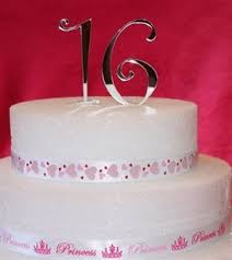 23 best sweet 16 cake toppers images on pinterest sweet 16 cakes