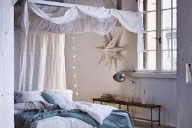 lit pour chambre idées déco un ciel de lit pour une chambre bohème et cosy decocrush