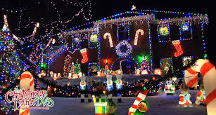 The Best Christmas Light Displays by Christmas Christmas The Best Places To Sees In Southern