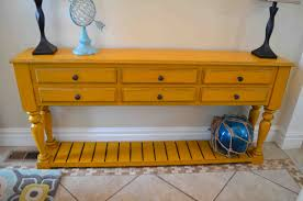 Diy Console Table Plans Grand Island Console Table Her Tool Belt