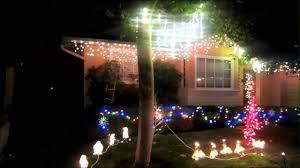 beautiful light christmas decoration ideas outdoors youtube