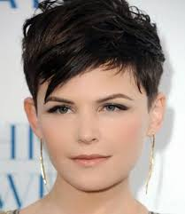 short pixie haircut styles for overweight women 25 hairstyles to slim down round faces face pixie cut and pixies