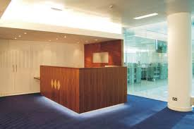 Bespoke Reception Desk Custom Modern Reception Desks Created By Gordon Signs