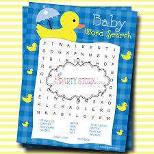 words for baby shower baby shower charades nautical baby shower