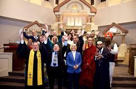 ecumenical thanksgiving celebration home