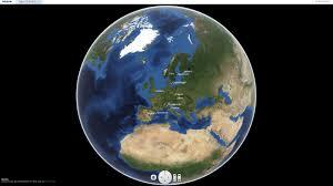 Nokia Maps Nokia Maps Webgl U2013 3d Weltkugel Via Browser Luftbilder