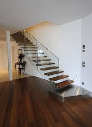 Glass Stairs Design Glass Staircase Design Glass Stair Design Glas Design