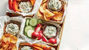 Summer Lunch Menus For Entertaining Outdoor Appetizer Recipe Ideas Southern Living