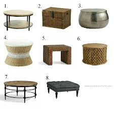 oscar bravo home kid friendly coffee tables durham round coffee table ballard designs
