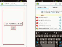 aide apk aide android ide java c terminal free
