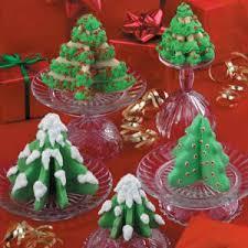 Decorated Christmas Tree Cookies by Christmas Tree Cookies Recipe Taste Of Home
