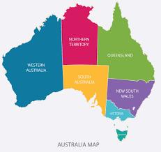 Portland Australia Map by Map Australia