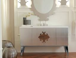 Vanity With Makeup Area by Bathrooms Design Vanity Bathroom Storage Cabinet Slim White