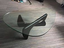 isamu noguchi style coffee table noguchi coffee table ebay