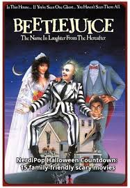 Nerdipop Halloween Countdown Family Friendly Scary Movies