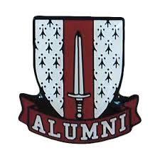 alumni pin bookstore corps of cadets alumni pin shield
